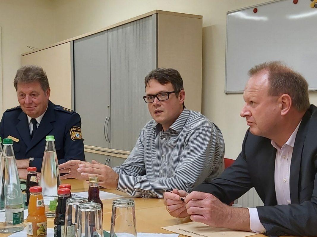 Pressegespräch Stadt Ansbach