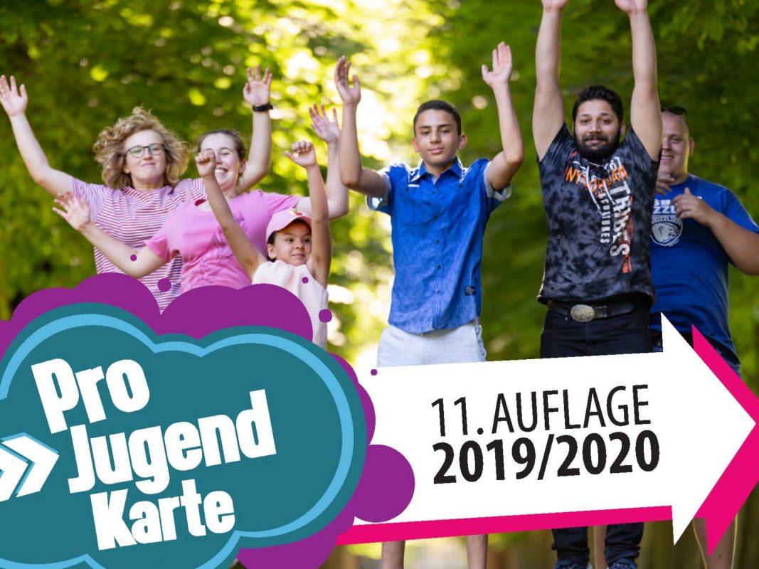 Die 11. Auflage der Pro Jugend Karte ist seit Oktober erhältlich. Foto: Stadt Ansbach