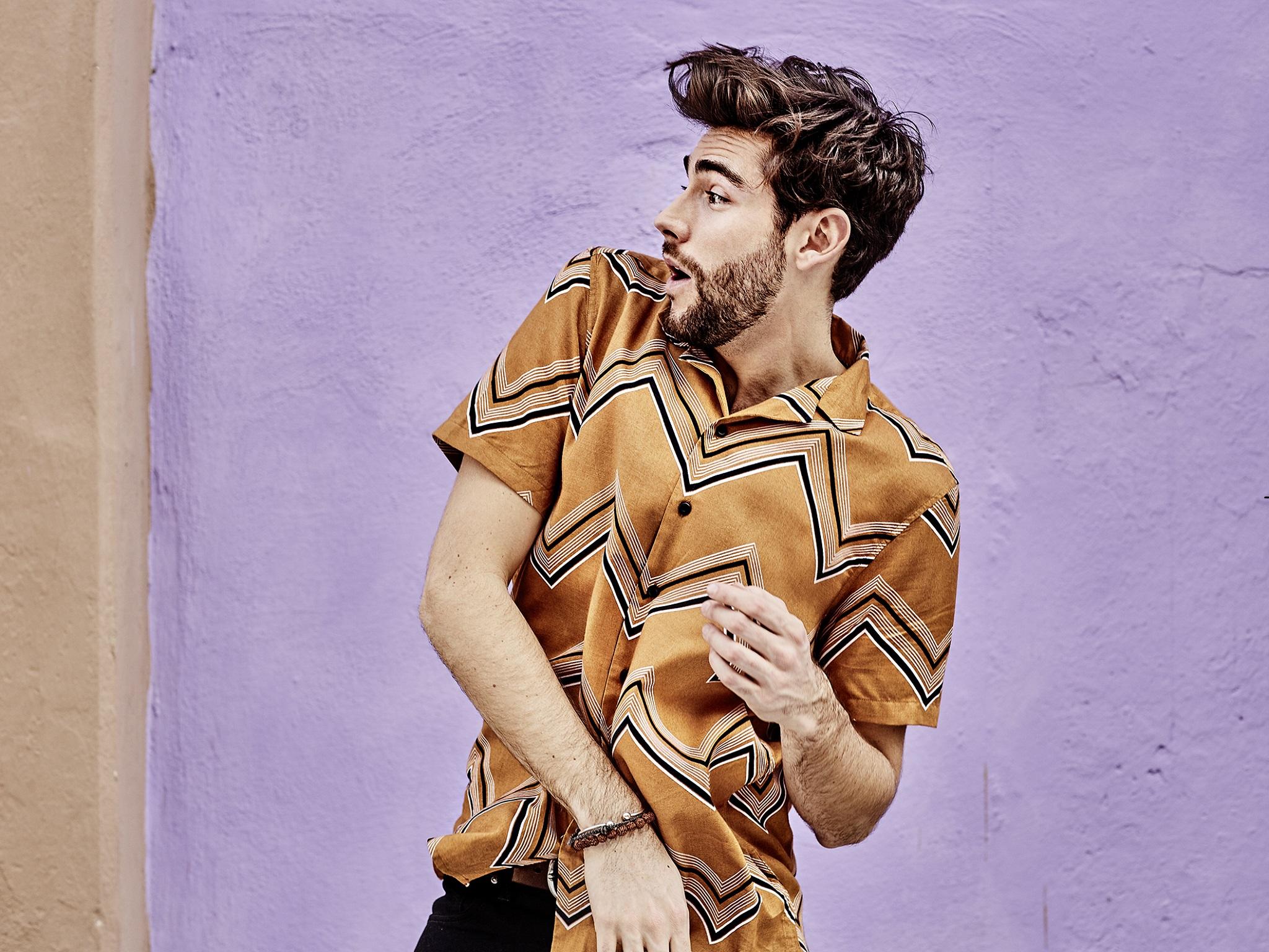 Sänger Alvaro Soler. Foto: Ben Wolf
