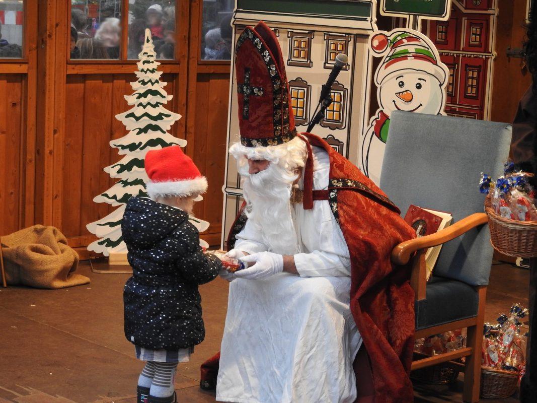Der Heilige Nikolaus. Foto: Dirk Flieger