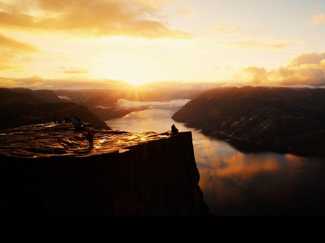"""""""Ironwomen"""" zeigt eine emotionale Geschichte und spektakuläre Bilder aus Norwegen. Foto: Oliver Scholz"""