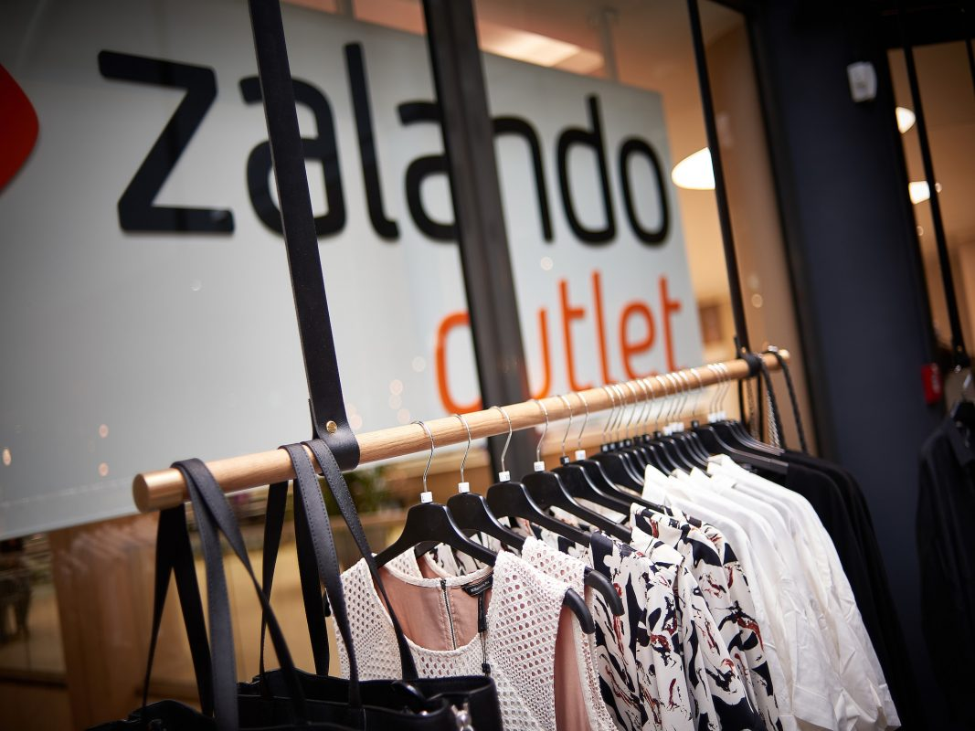 In Nürnberg soll ein Zalando Outlet eröffnen; Foto: Zalando SE