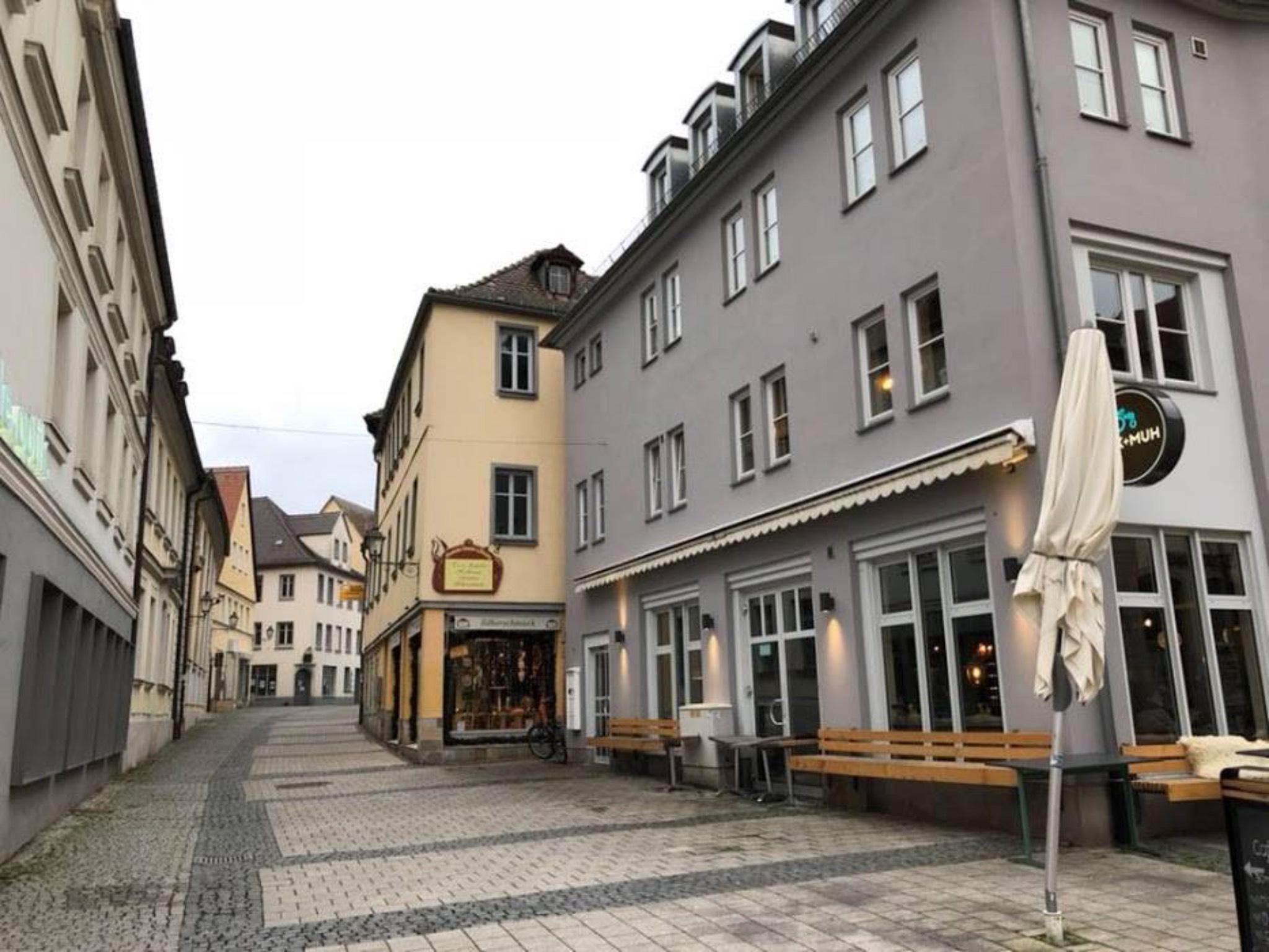 Aus MAX + MUH in der Uzstraße wird Ruff's Burger. Foto Ansbach plus