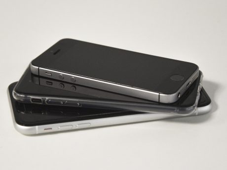 Symbolfoto Smartphones. Foto: Dominik Ziegler
