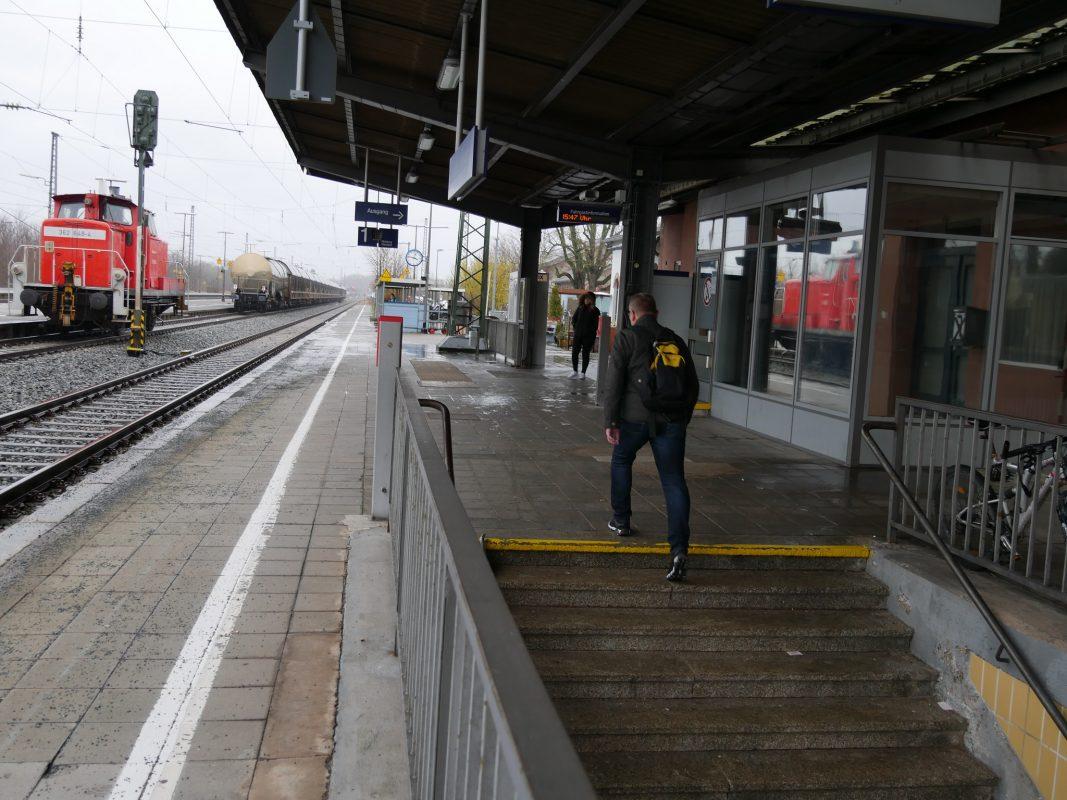 Gunzenhausen will mehr Barrierefreiheit. Foto: Ingeborg Herrmann