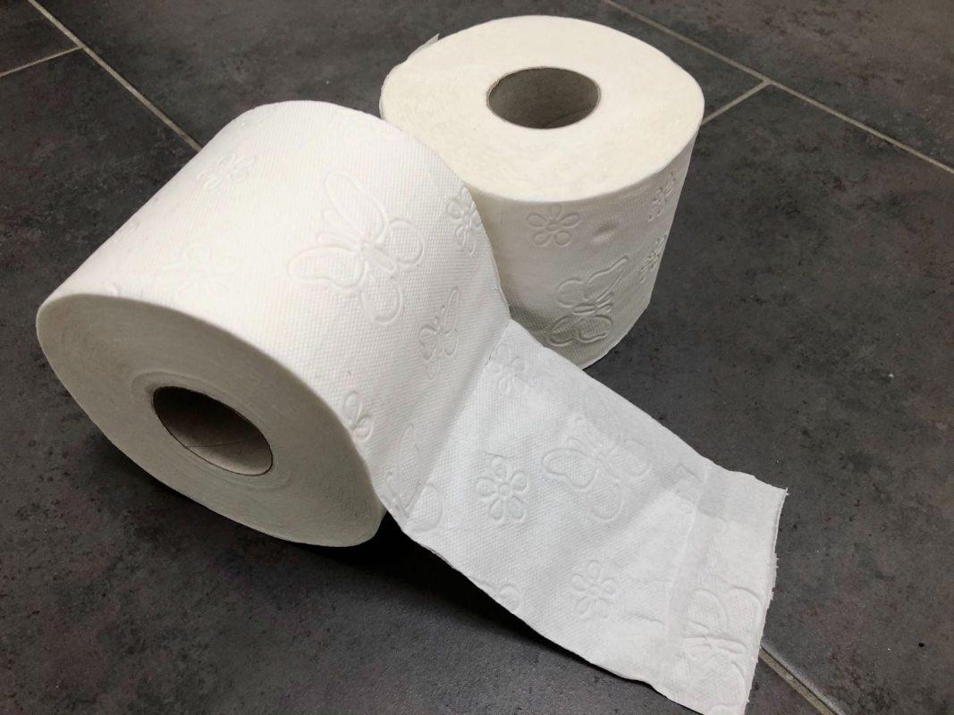 Symbolfoto Toilettenpapier. Foto: Katharina Kraus