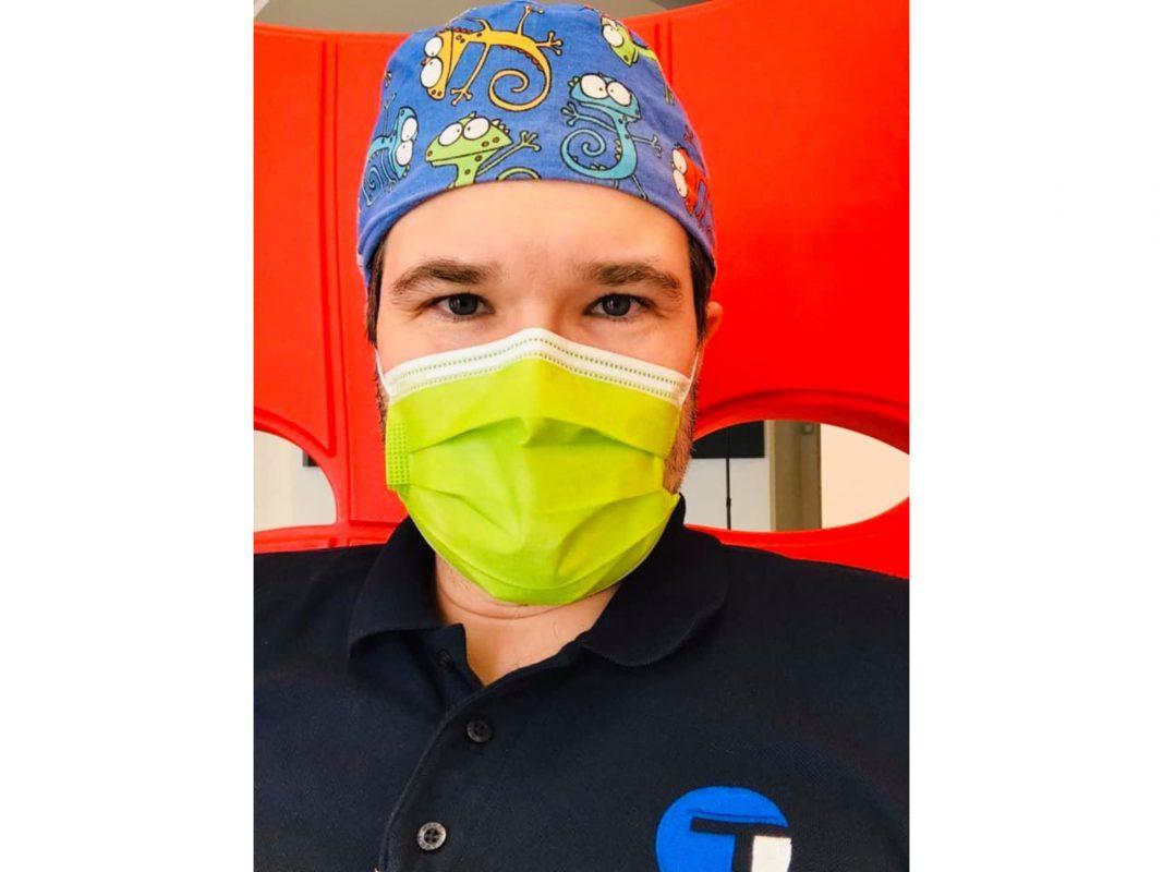 Dr. med. Dr. med. dent Markus Tröltzsch aus Ansbach. Foto: Dr. med. Dr. med. dent Markus Tröltzsch
