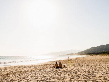 Urlaub am Strand. Foto: Pascal Höfig