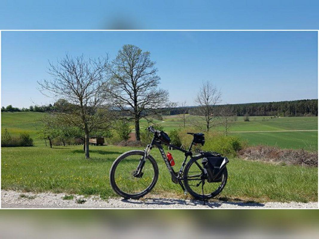 Facebook Umfrage, Fahrradtouren