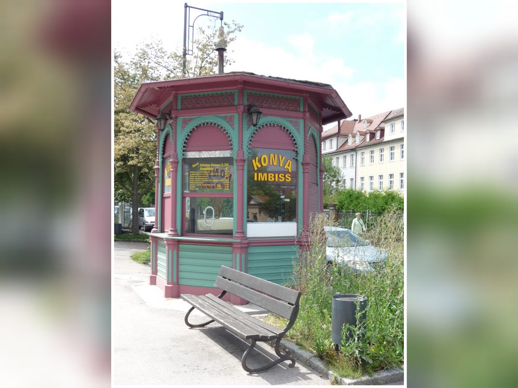 """Kleinste Café Ansbachs"" soll neu verpachtet werden. Foto: Stadt Ansbach"