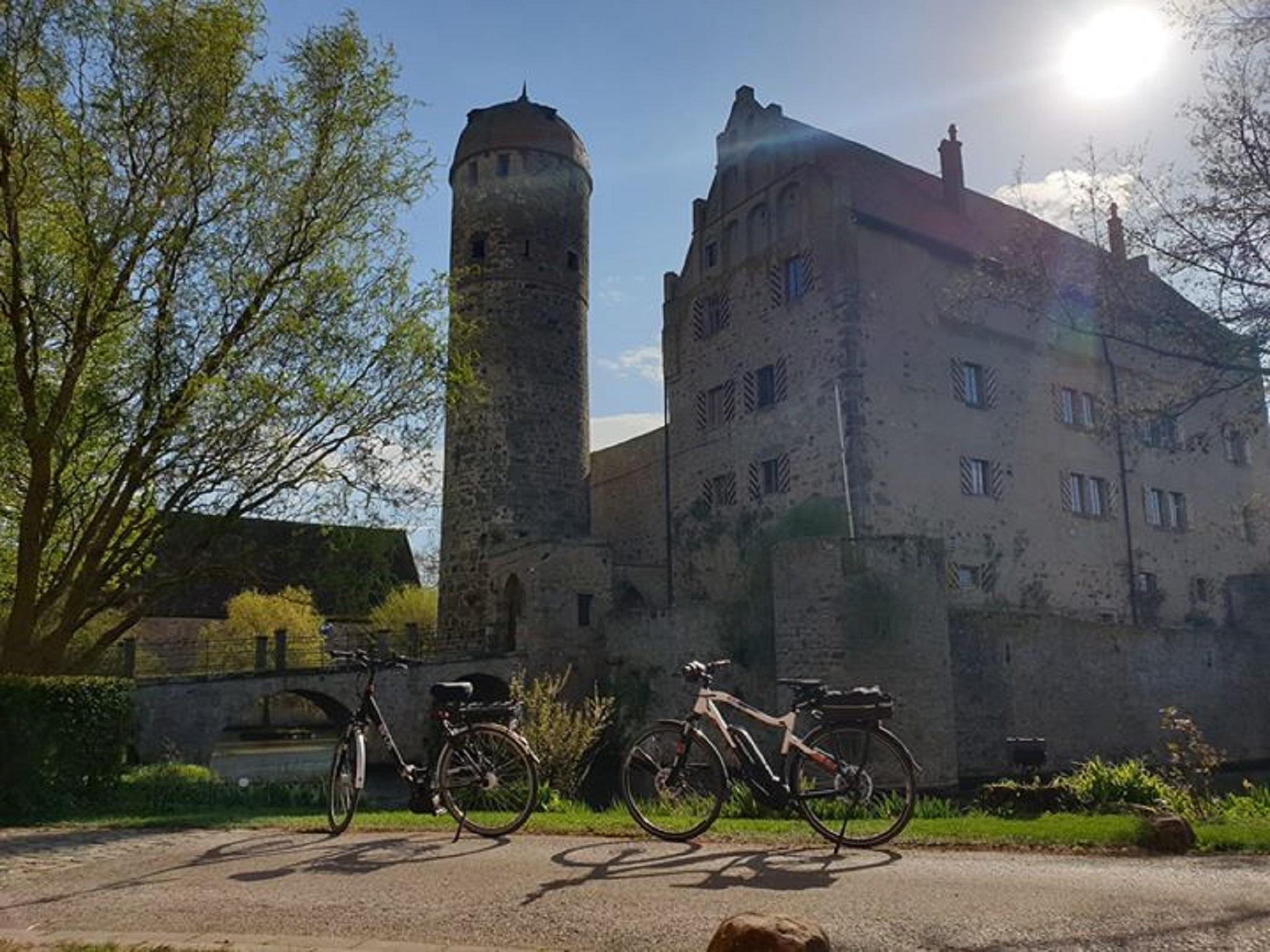 Schloss Sommersdorf in Burgoberbach. Foto: Thomas Buchinger