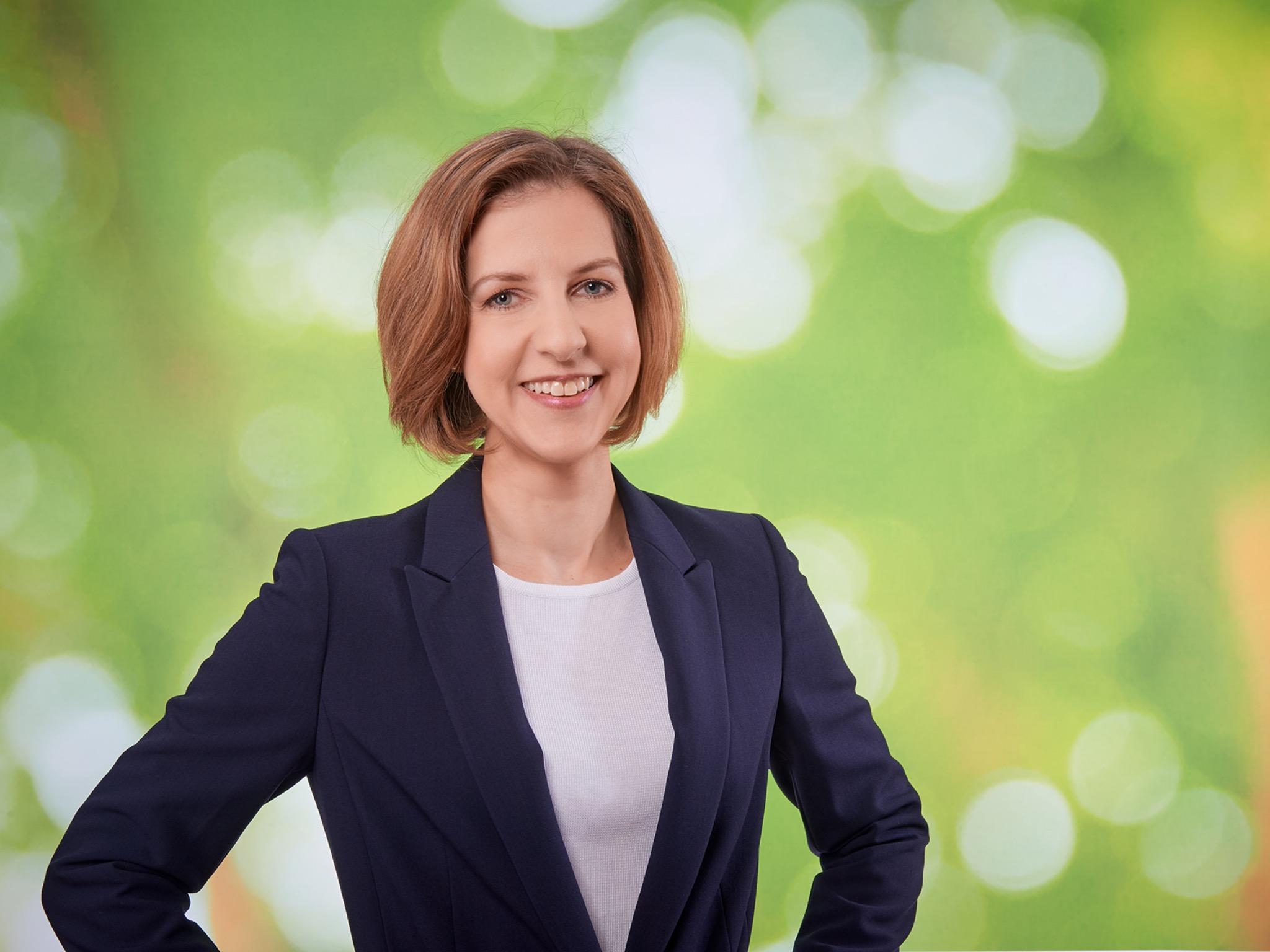 Dr. Kathrin Herrmann ist seit 2019 Chefärztin der Kinder- und Jugendpsychiatrie am Bezirksklinikum Ansbach. Foto: Bezirksklinikum Mittelfranken