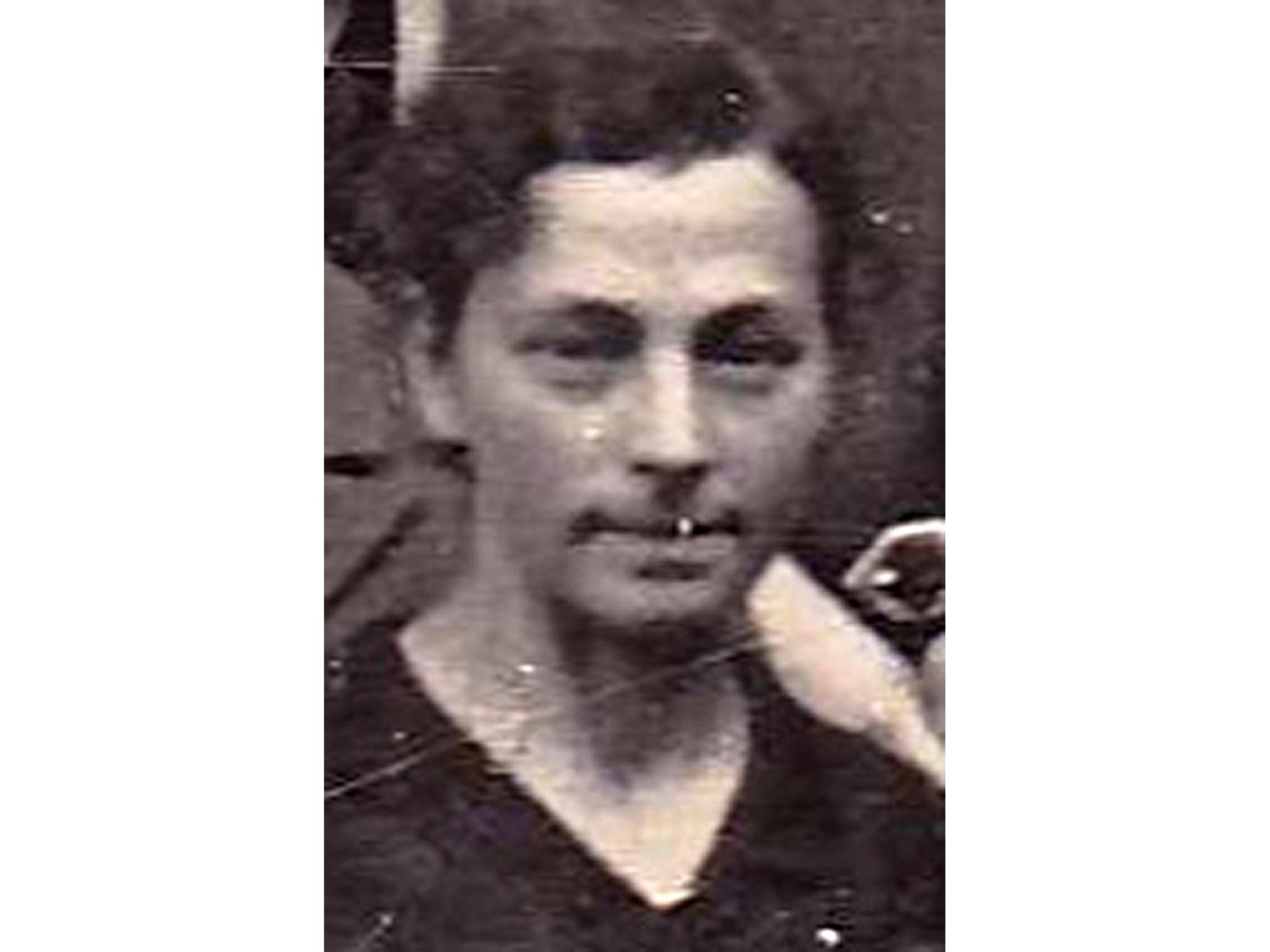 Marie H., Anfang der dreißiger Jahre. Quelle: Bezirksklinikum Ansbach
