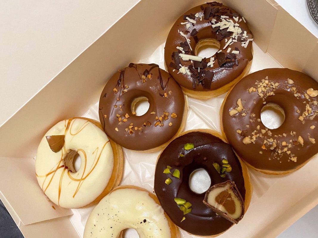 Symbolbild Donuts. Foto: Jessica Hänse