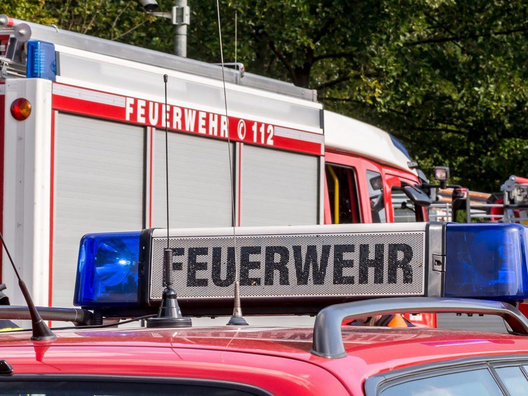 Feuerwehr. Symbolfoto: Pascal Höfig