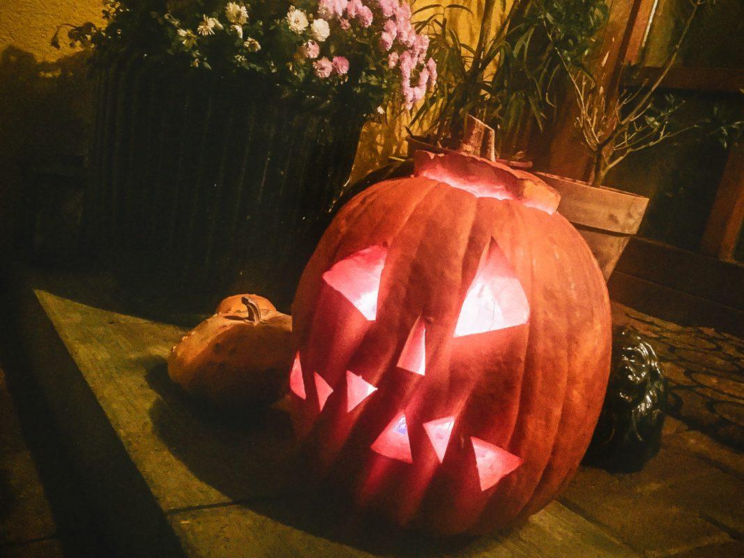Halloween. Symbolfoto: Pascal Höfig