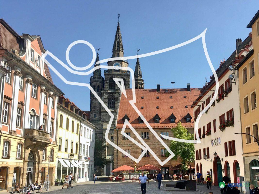 """In Ansbach gibt es mehrere Möglichkeiten, um ein """"unsichtbarer Held"""" zu werden. Grafik: Selina Dietrich"""