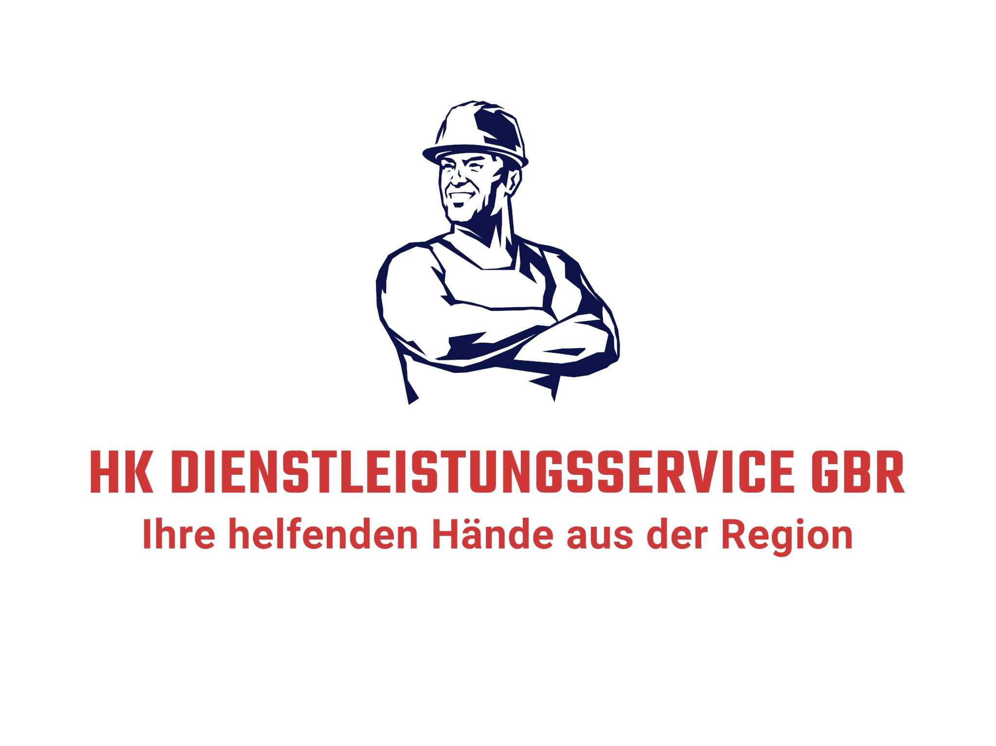 """Das Logo von """"HK Dienstleistungsservice GbR"""". Foto: HK Dienstleistungsservice GbR."""