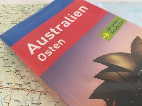 Reiseführer Australien. Foto: Katharina Kraus
