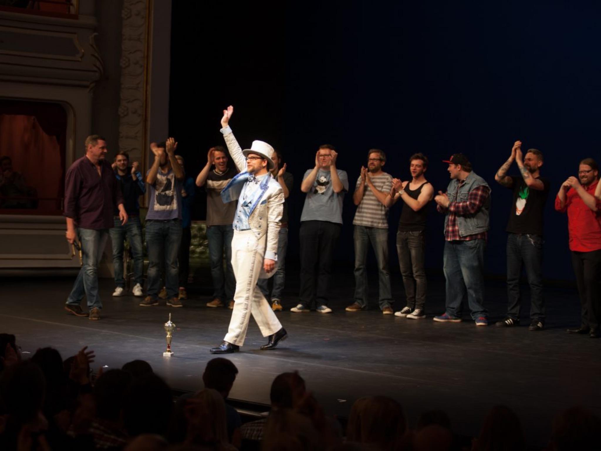 Der Franken Slam kommt nach Ansbach. Foto: Valentin Olpp