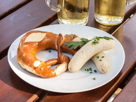 Weißwurstfrühstück ist einfach was richtig Gutes! Foto: Pascal Höfig